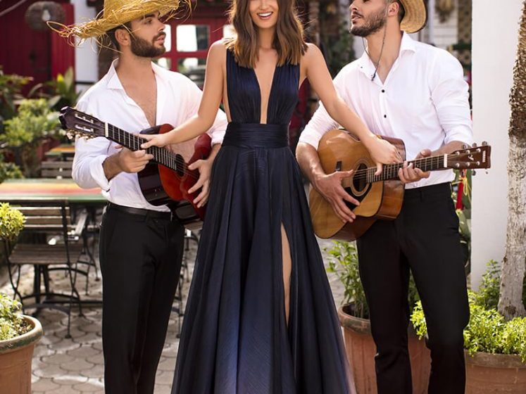 Cocktail Parties- How to Find the Perfect Long Dress