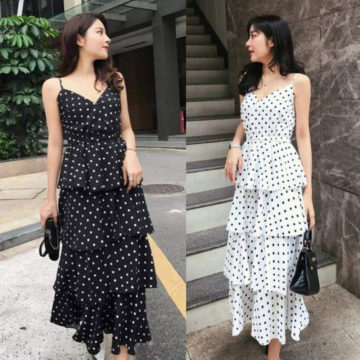 Why Are The Polka Dots Dresses Considered By Women?