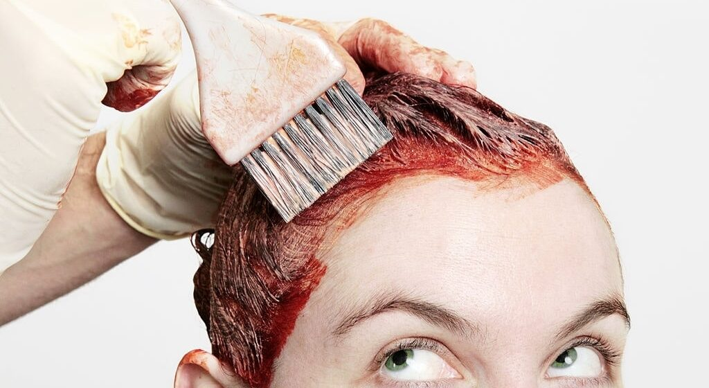 How to Remove Hair Dye from Skin Safely?