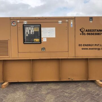 100 kva Silent Generator Price & Specification