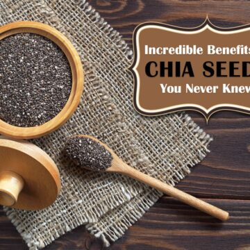 Incredible Benefits of Chia Seeds You Never Knew