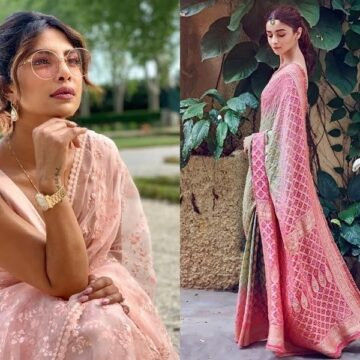Look Your Gorgeous Self in Ethnic Outfits This Wedding Season