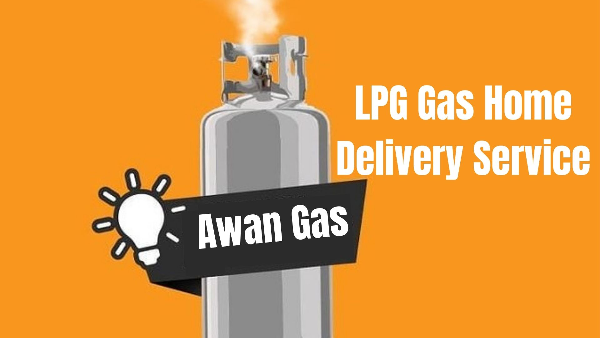 LPG Gas Home Delivery Service